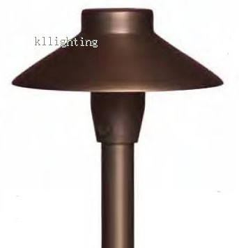 Path lights, landscape lighting, garden lighting, brass lighting