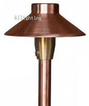 Path Lights, Landscape Lighting, Garden Lighting, Copper Light, Copper  Lighting, Spike Lights, Outdoor Lighting