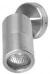Stainless steel marine grade wall light